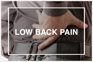 Low Back Pain in Painesville OH